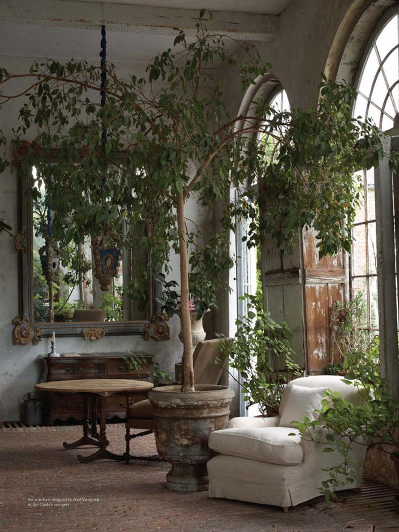 møbler til orangeri