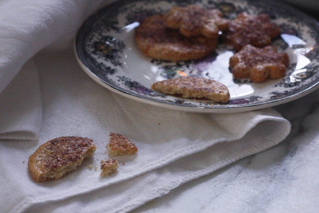 Klassiske jødekager {Glutenfri opskrift}
