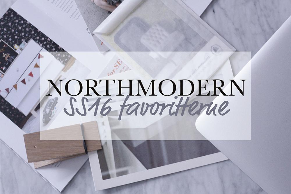 Northmodern SS16 blog