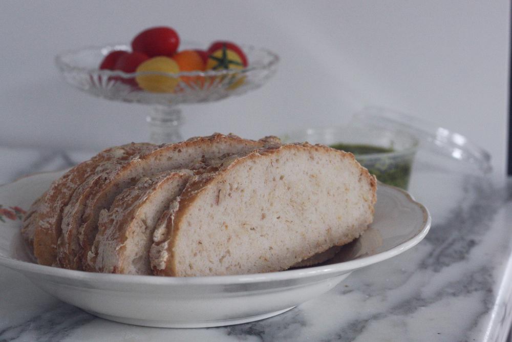 Glutenfrit brød_grundopskrift