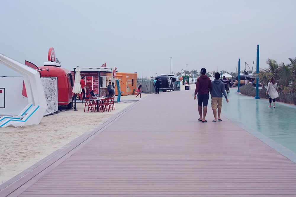 Postkort Fra Dubai Kite Beach Og Sejlet Dorte Bak