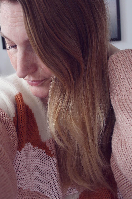 råd irriteret hovedbund tørt vinterhår