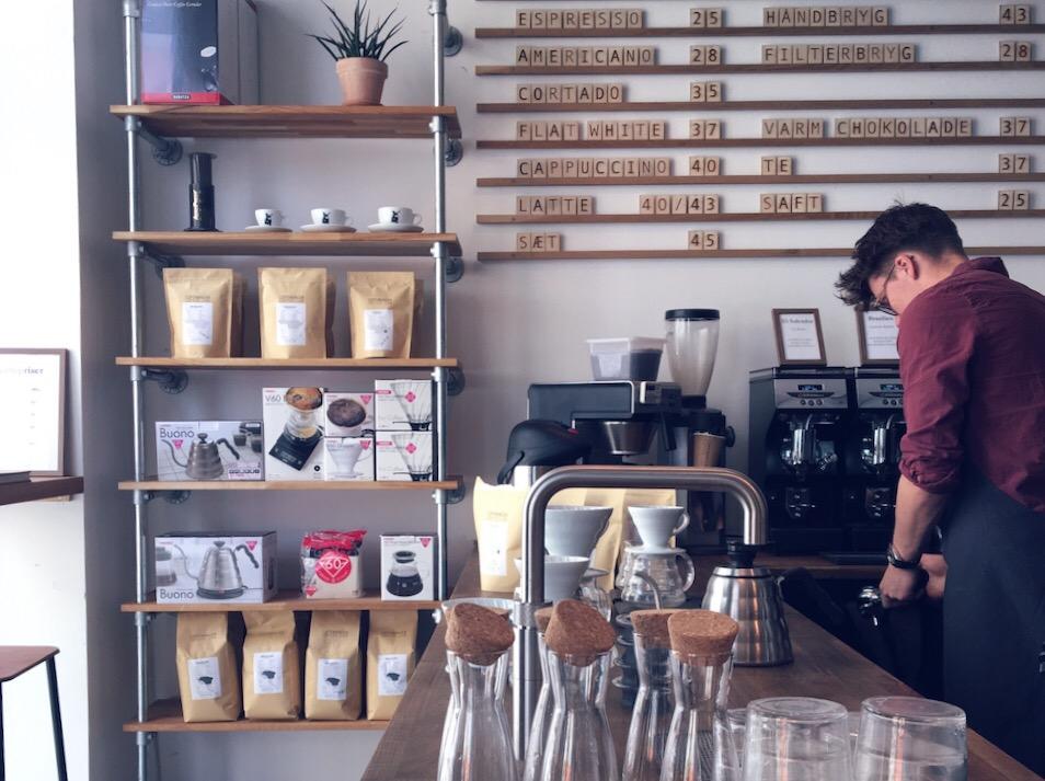 gode cafeer i københavn