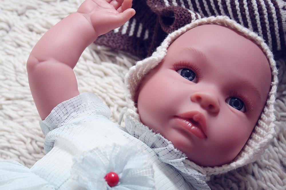 babydukke ægte look Asi