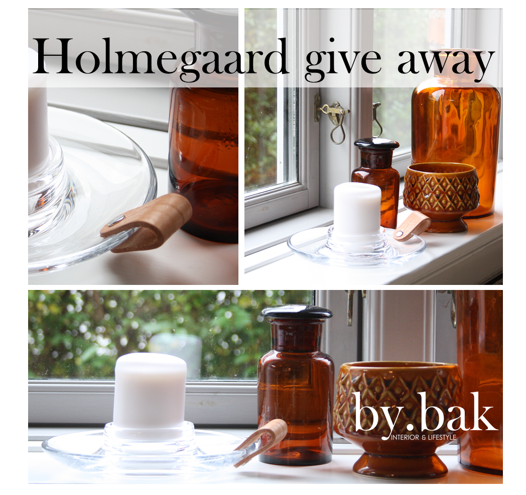 Holmegaard give away
