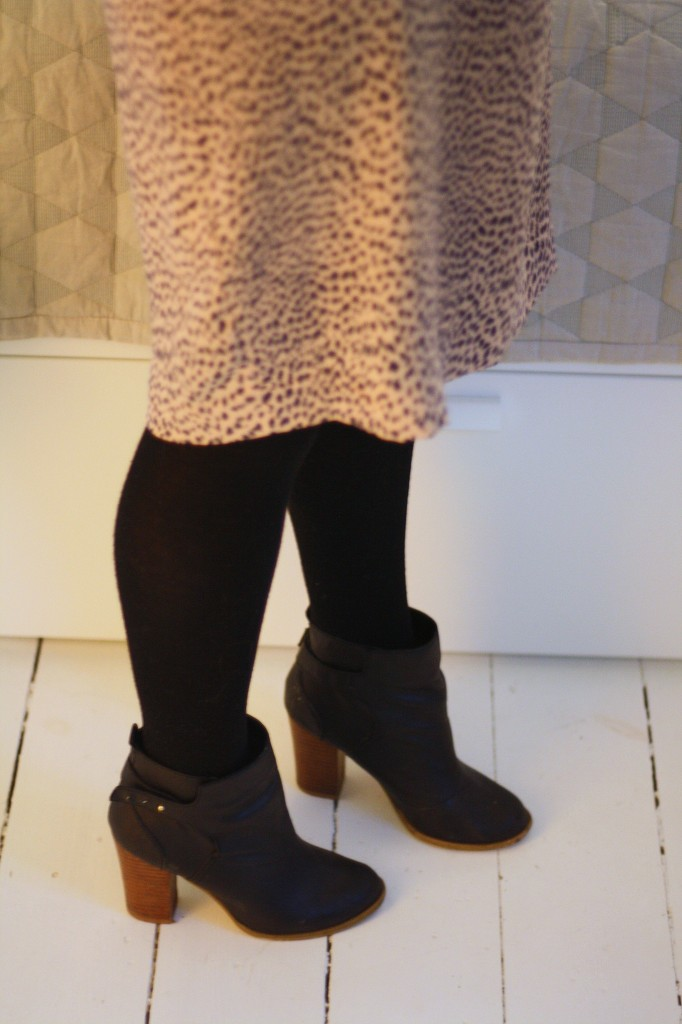 New in outfit kokoon leopard