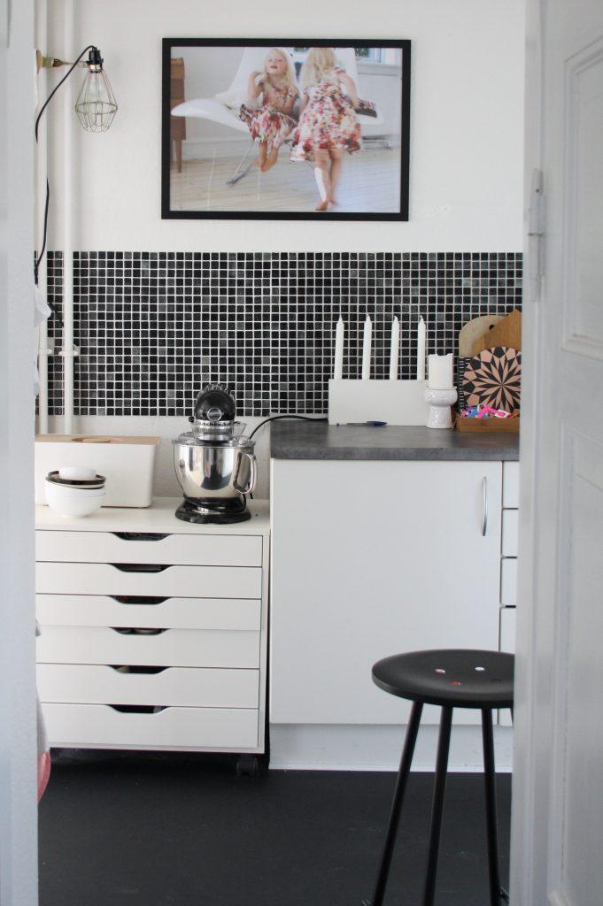 køkken indretning detaljer