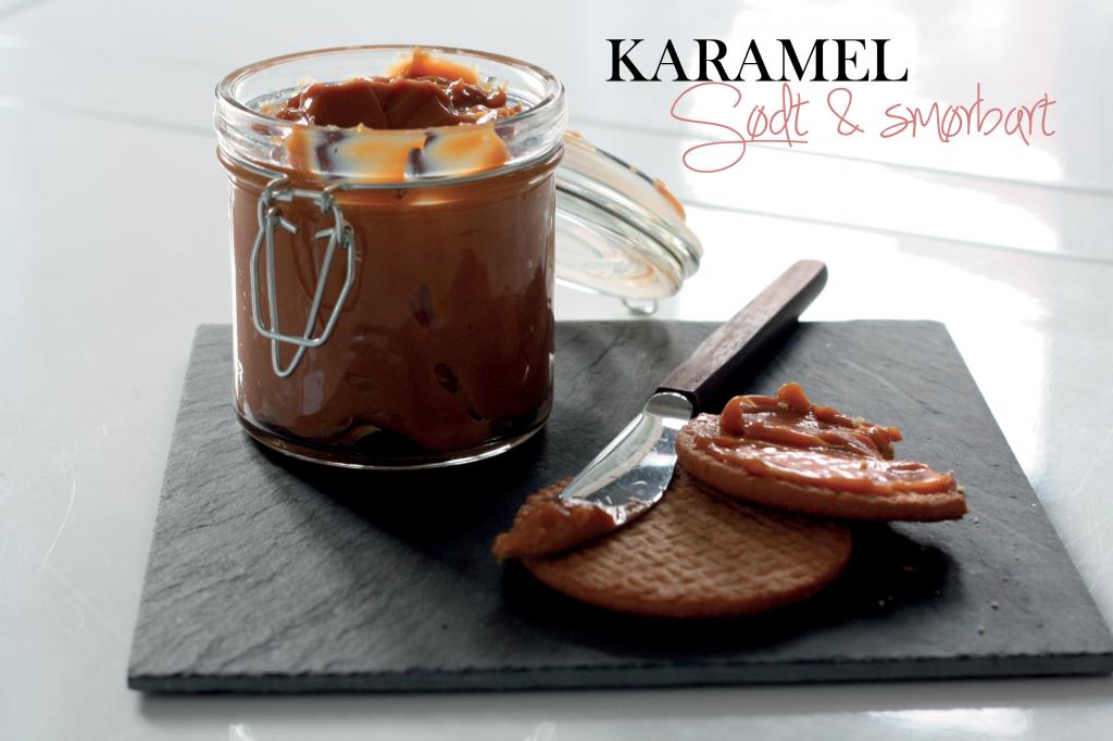 Karamel opskrift dulcey