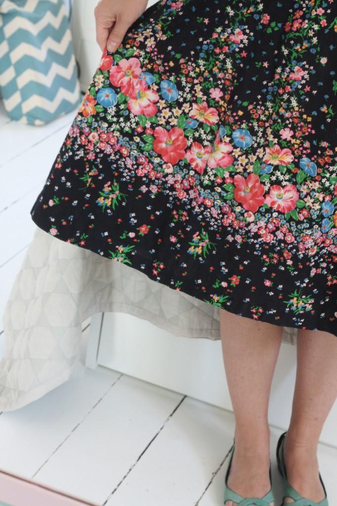 Vintage outfit_dress_retrokjole_1
