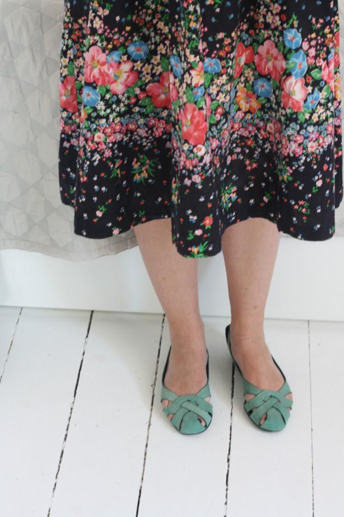 Vintage outfit_dress_retrokjole_2