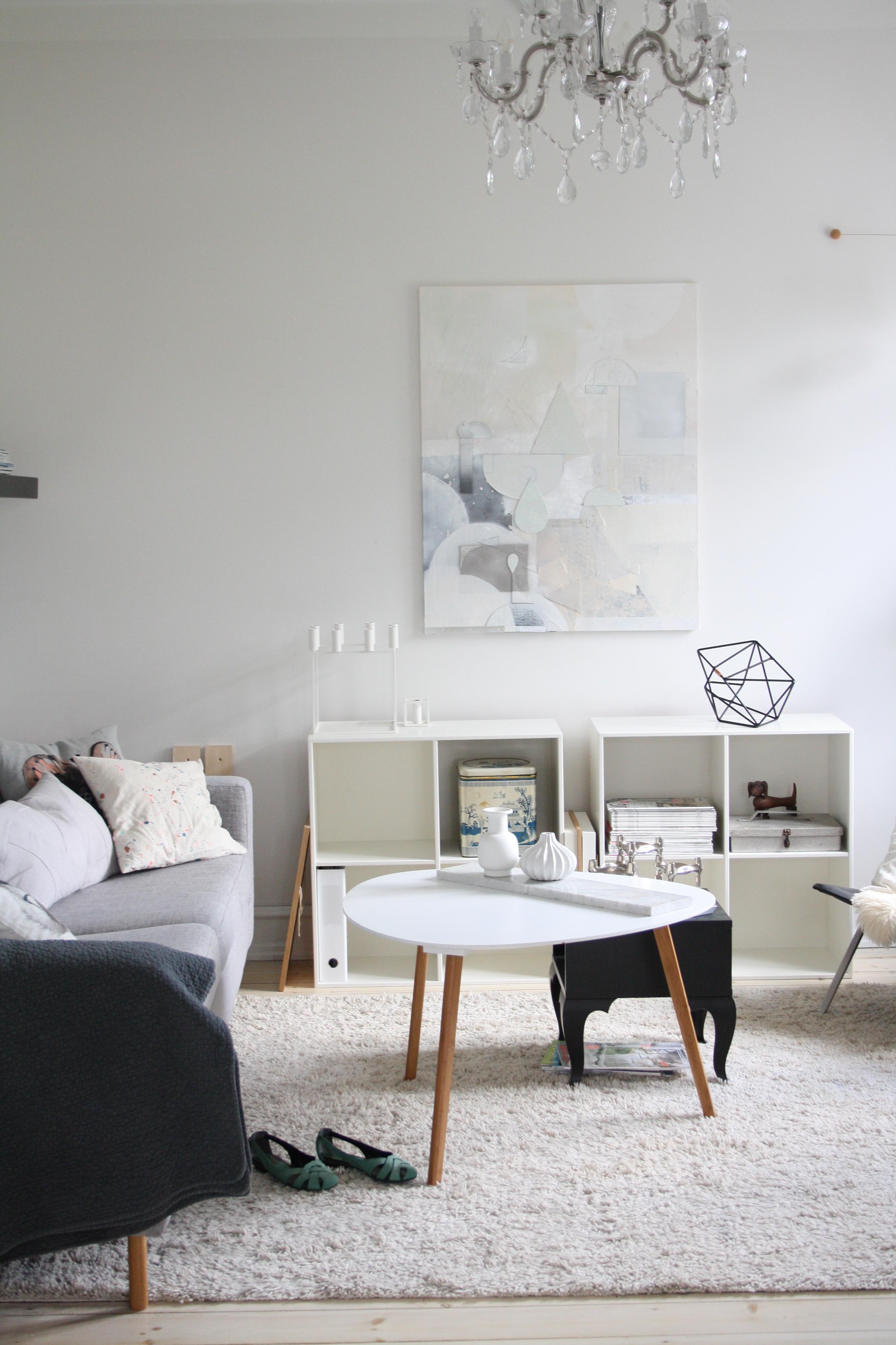Modernistisk Giv din stue ny indretning med få ændringer IS01