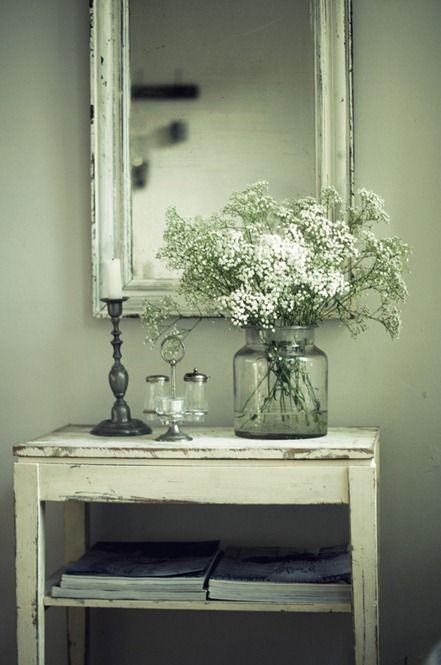 Klassisk bolig_indretning_blomster