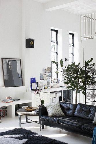 Klassisk bolig_indretning_træ