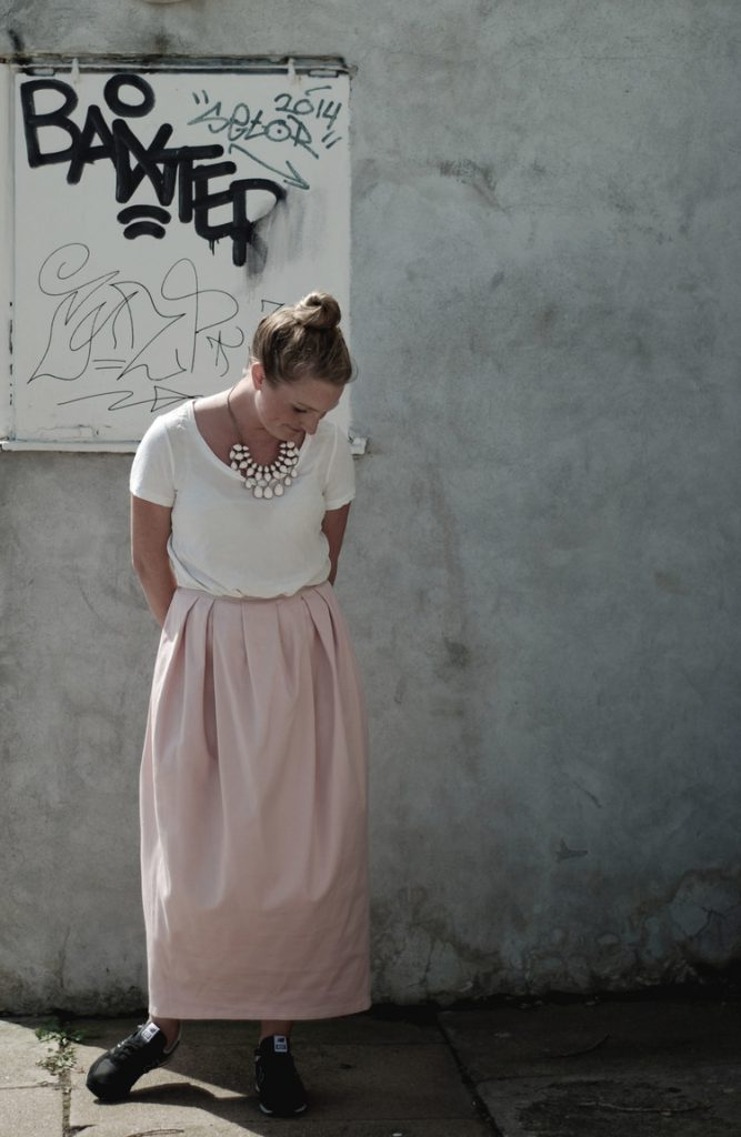 snitmønster_nederdel_bluse_by.bak for How to do fashion_2