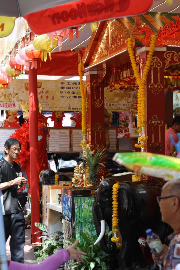 Thailand Singapore ferie inspiration