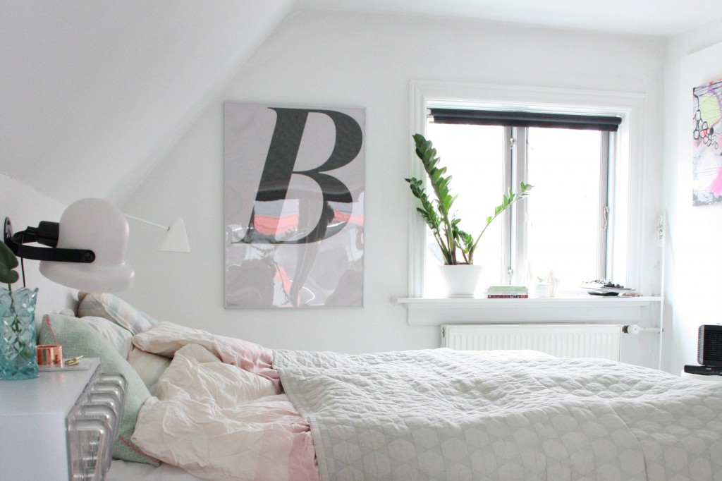 Indretning soveværelse god søvn