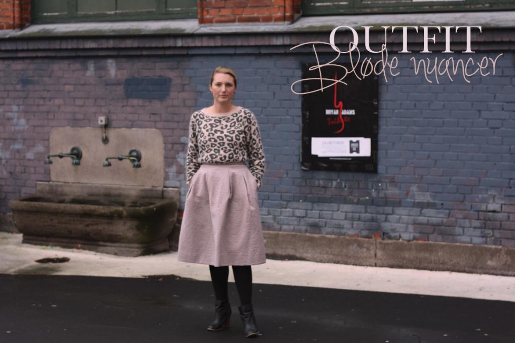 Outfit dorte Bak BY BAK Milk Copenhagen og H&M