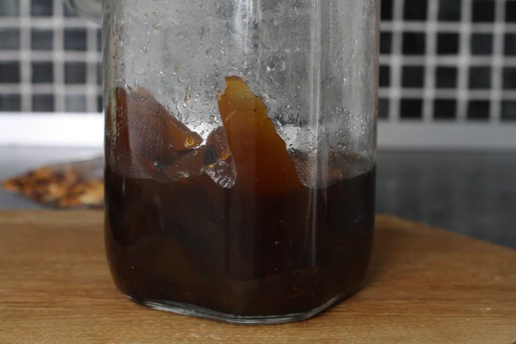 Ristede græskarkerner_vanille syltet græskar_opskrift 4