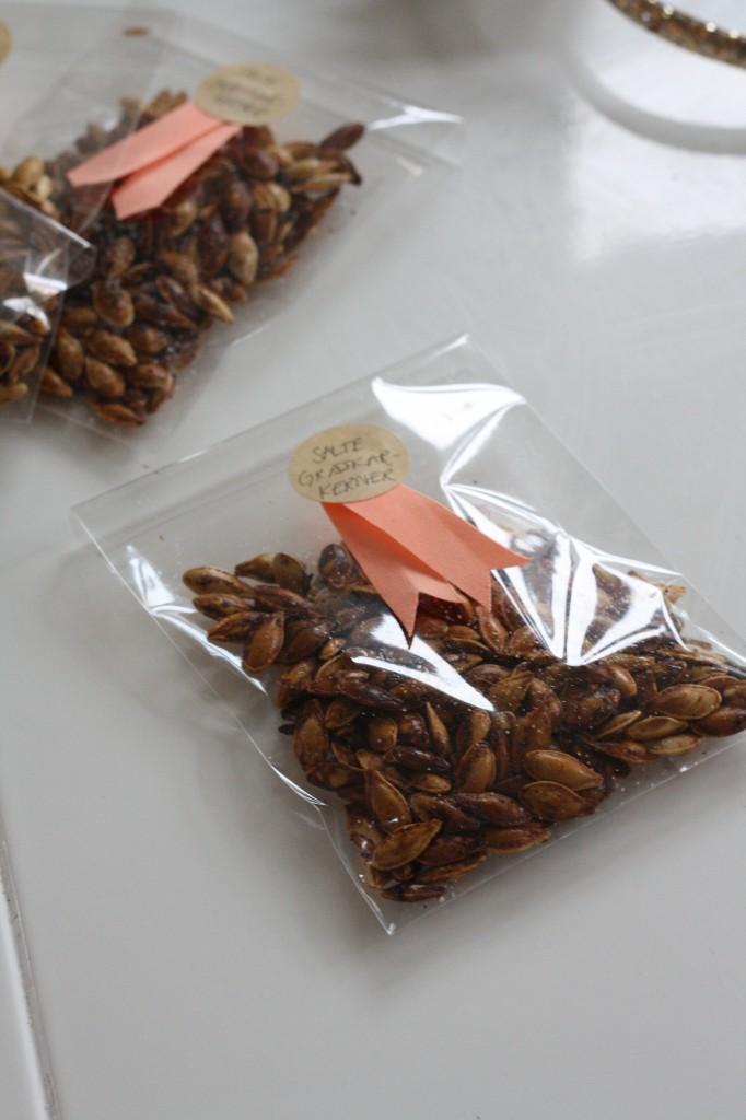 Ristede græskarkerner_vanille syltet græskar_opskrift