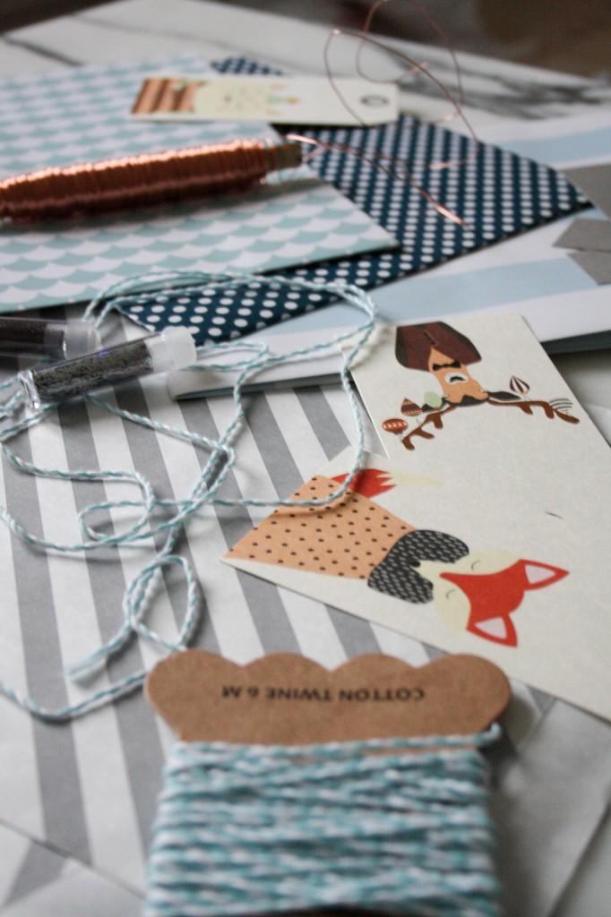 DIY gavemærker og pynt