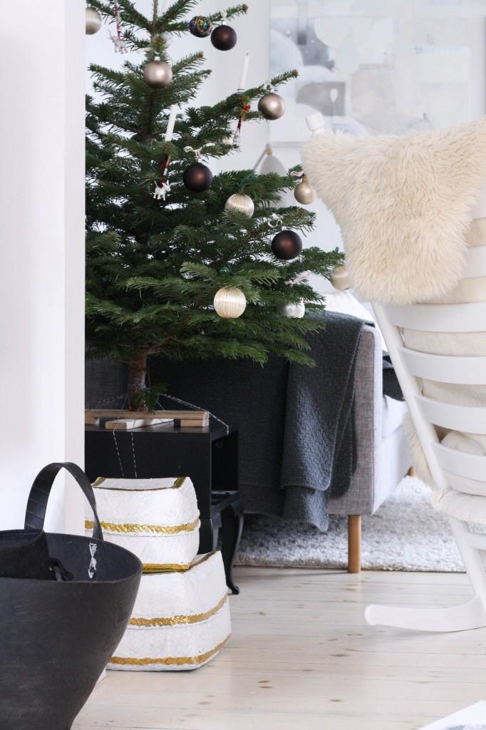 julepynt konfekt indretning