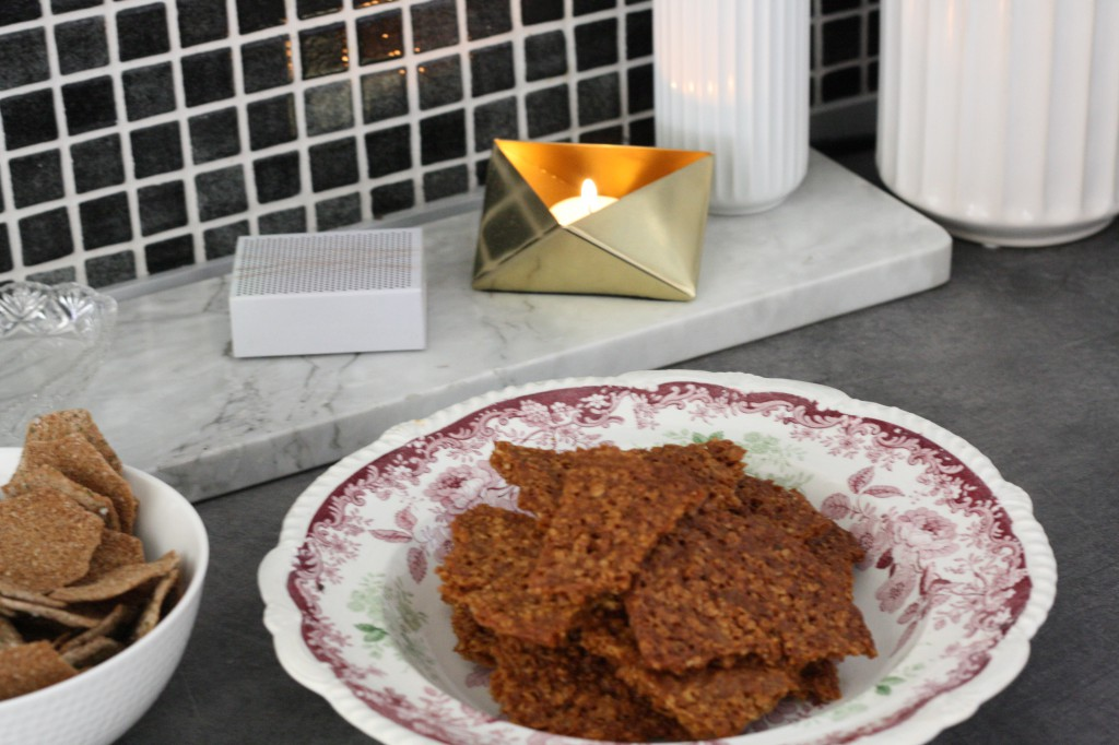 Køkken makeover indretning detaljer
