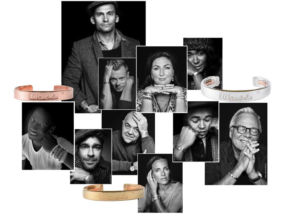 Design for velgørende projekter - mandela bangle project