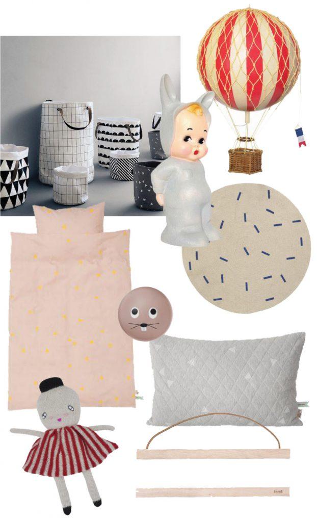 Boligindretning_børneværelse indretning dansk design