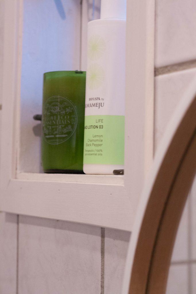 Hurtig og billig makeover af badeværelset
