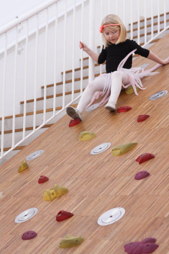 Knap så modige... i Børnekulturhuset Ama'r