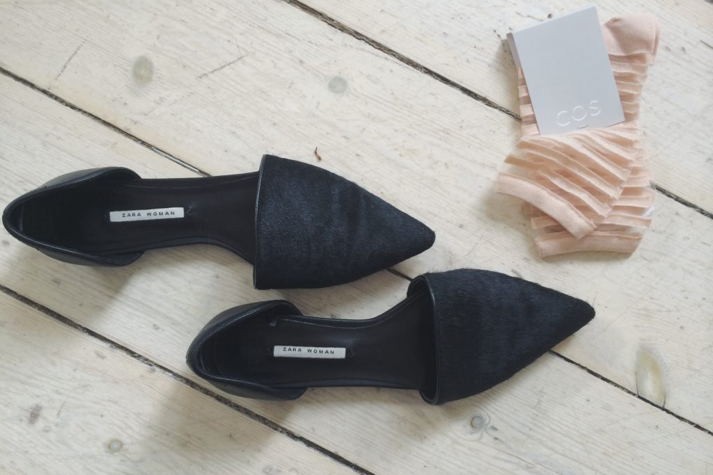 Nye sko, sjove strømper og wants til sommerens bohemian chic outfits.