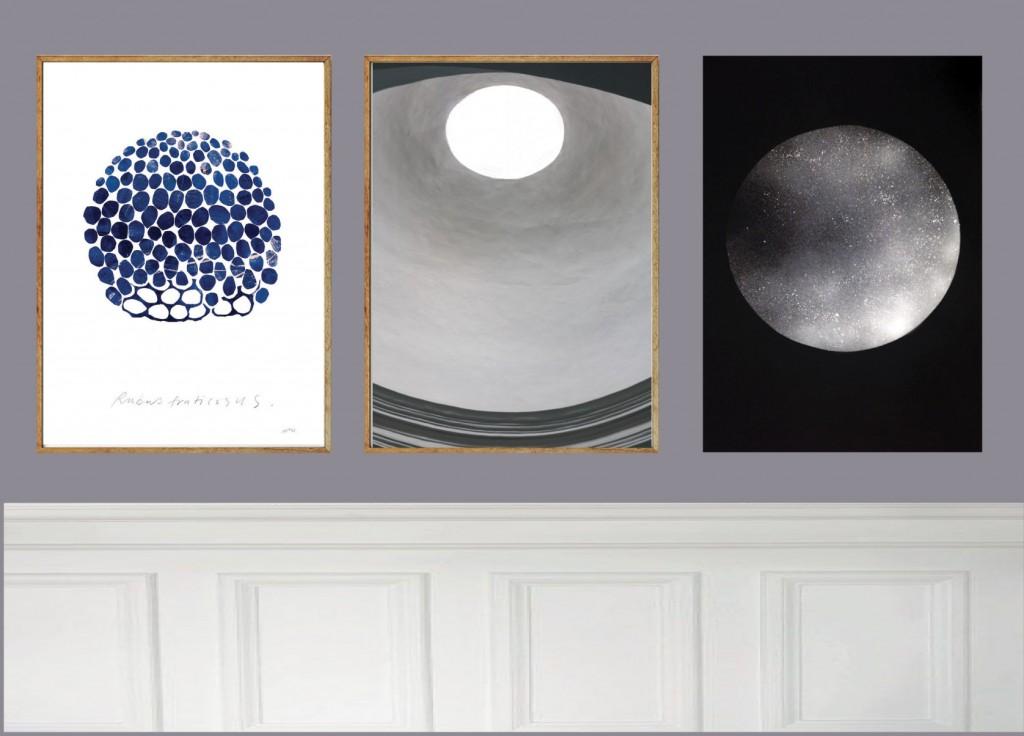 Kunst, plakater og andet godt til væggene