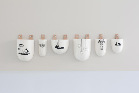 Design i jern, læder og porcelæn