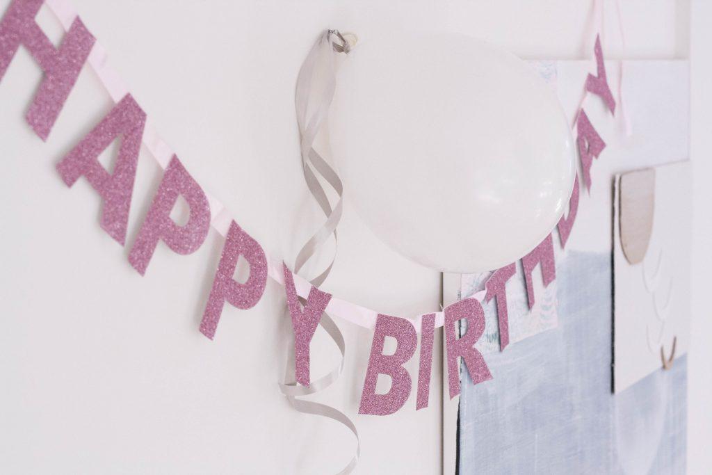 Børnefødselsdag med Frosttema