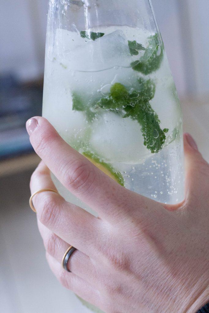 Alkoholfri mojitos til hverdage