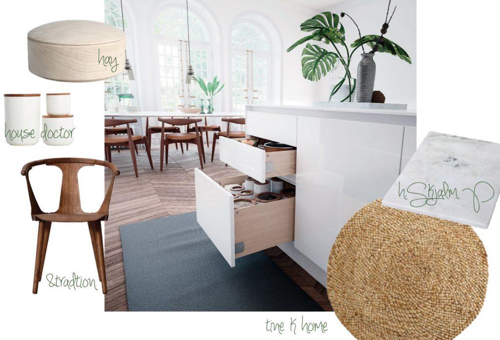 Guide - få naturen ind i dit køkken