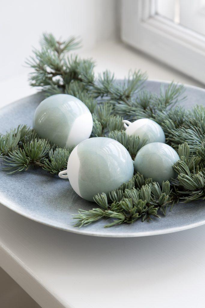 Nobili Decoration Baubles Jade 1