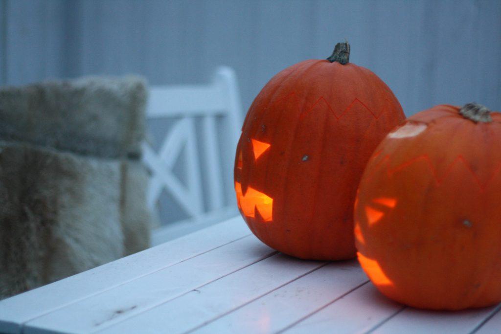 Halloween børnefest