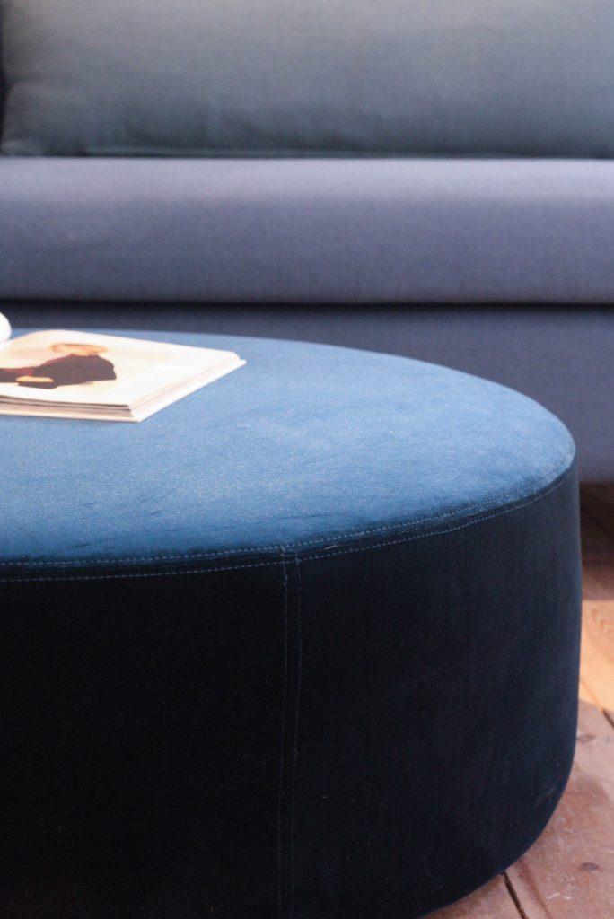 Om en sofa i min yndlingsfarve