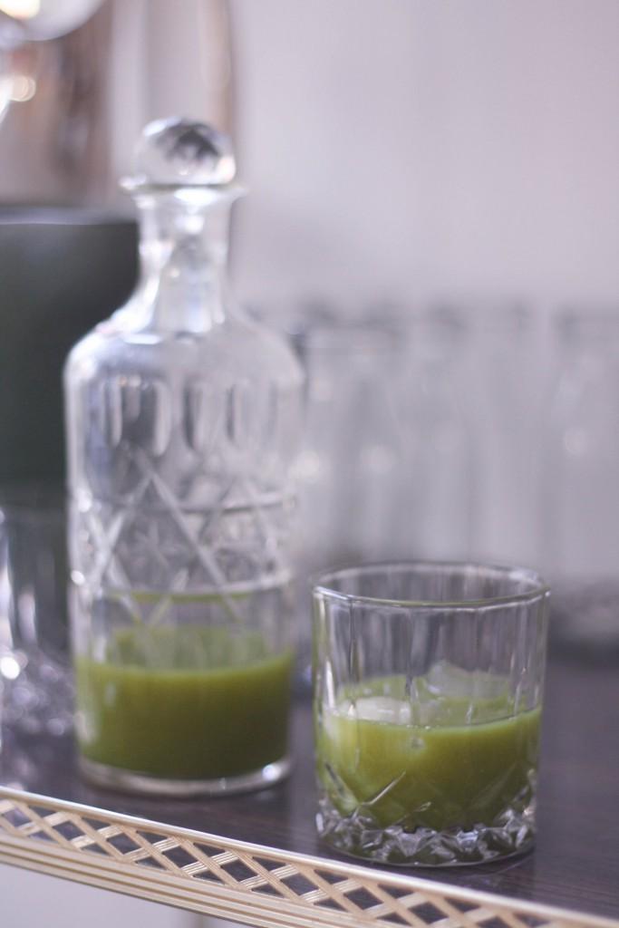 Lav en velsmagende, grøn juice