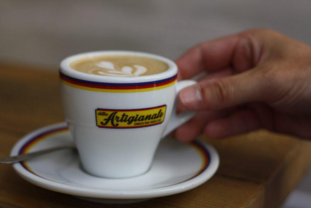 Firenze kaffe 2