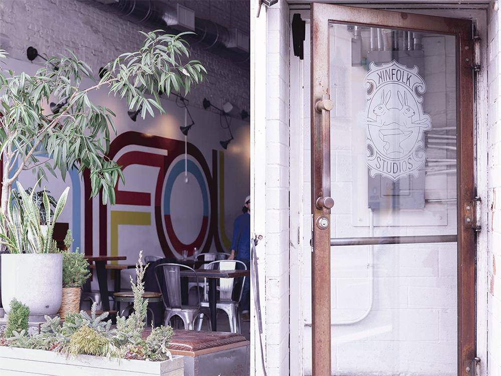 Williamsburg New York bedste kaffebarer