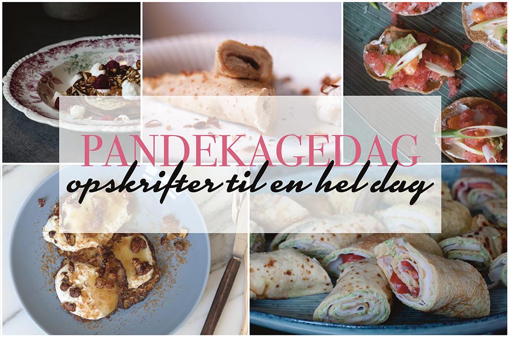 Pandekagedag_opskrift på pandekager til en hel dag