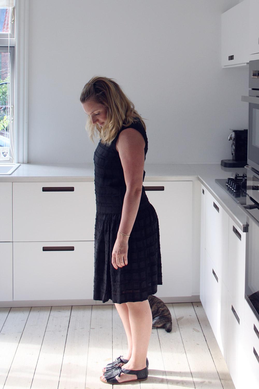 lille sorte kjole