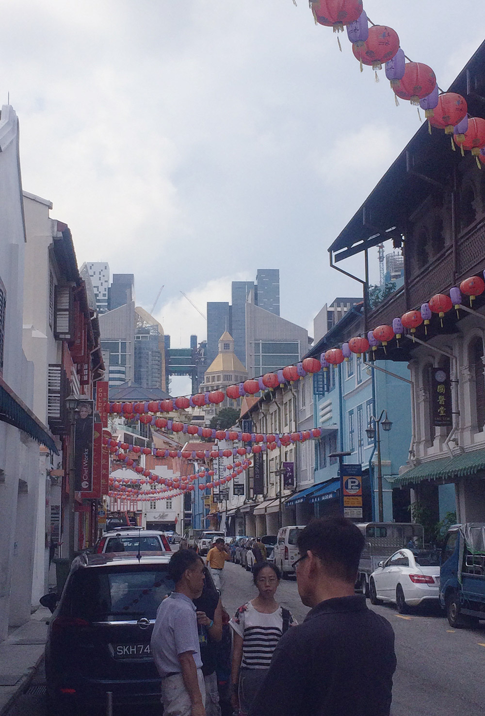 Chinatown singapore guide