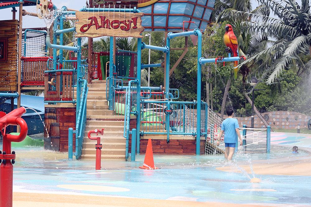 Singapore børn vandland 3
