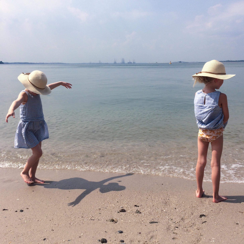 Singapore changi beach