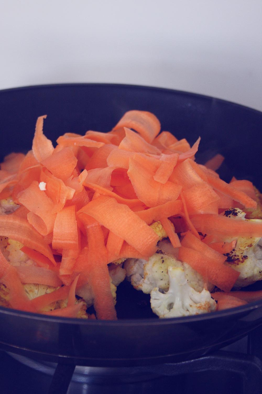 Tilberedt salat mexikanske retter