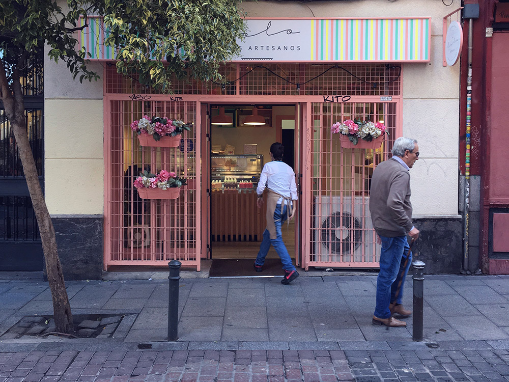 Guide Madrid spisesteder oplevelser