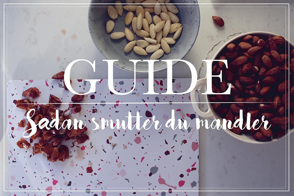 Guide: Sådan laver du smuttede mandler